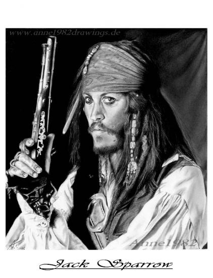 Johnny Depp por Anne1982